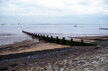Southend-on-Sea, Beach to west of pier, Essex © Christine Matthews