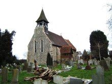 Wickford, St Catherine's, Essex © Glyn Baker